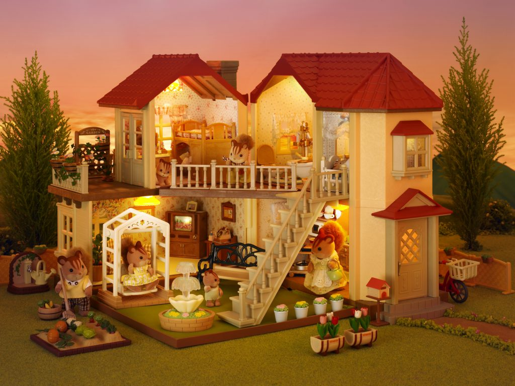 Spielzeug: Sylvanian families - city house